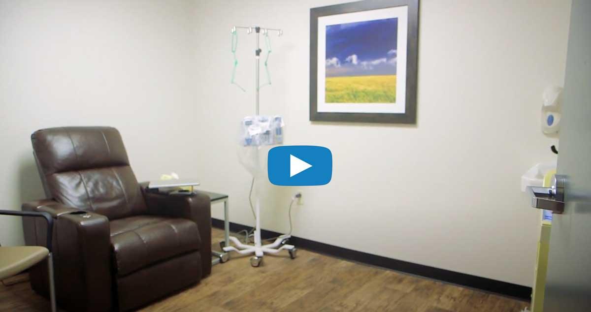 Recorrido en video por el centro oncológico