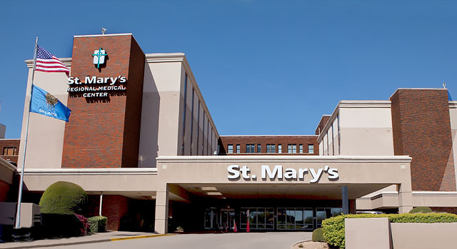 Acerca de St. Mary's Regional Medical Center