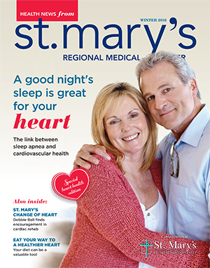 Health News Magazine - Winter 2016