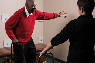 Ronald Taylor got his life back with help from specialty rehab