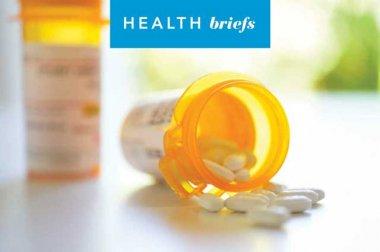 Health Briefs: Antibiotics
