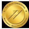 El logotipo de la comisión conjunta